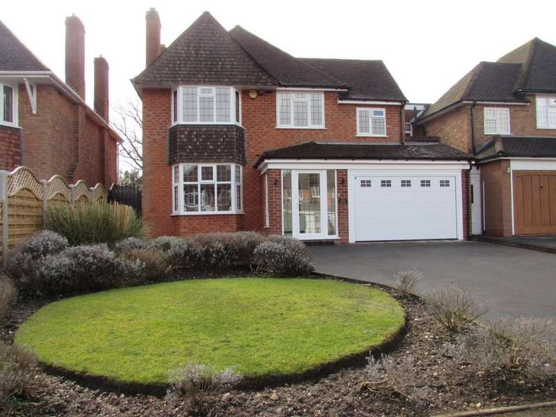 4 Bedrooms Detached House for sale in Links Drive, Solihull