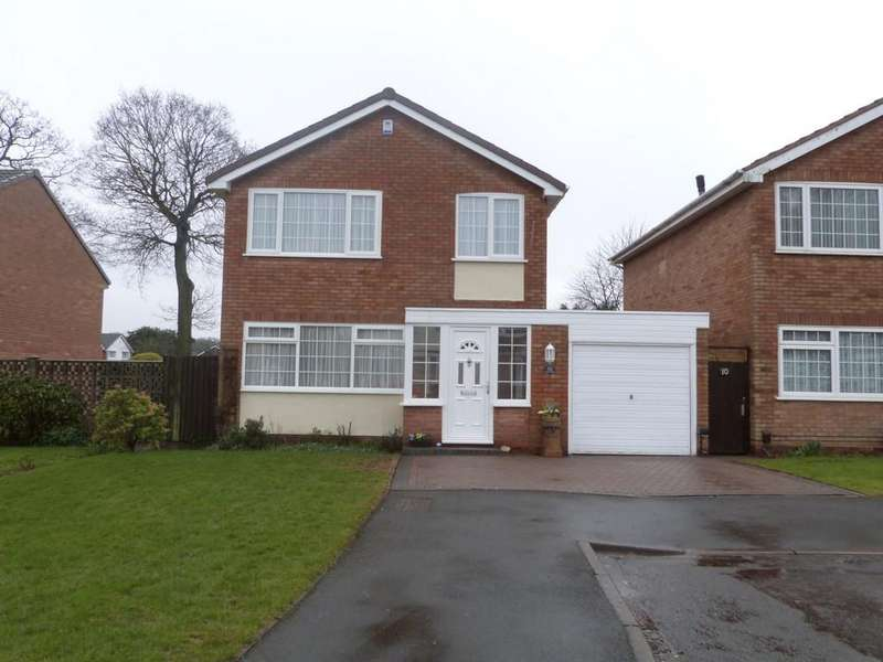 3 Bedrooms Detached House for sale in Shottery Grove, Walmley