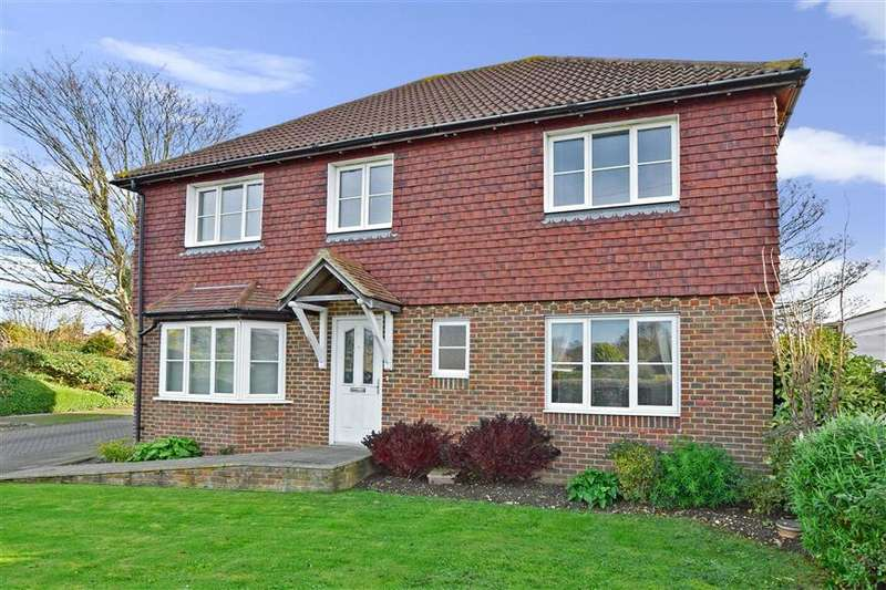 4 Bedrooms Detached House for sale in Salisbury Avenue, Broadstairs, Kent