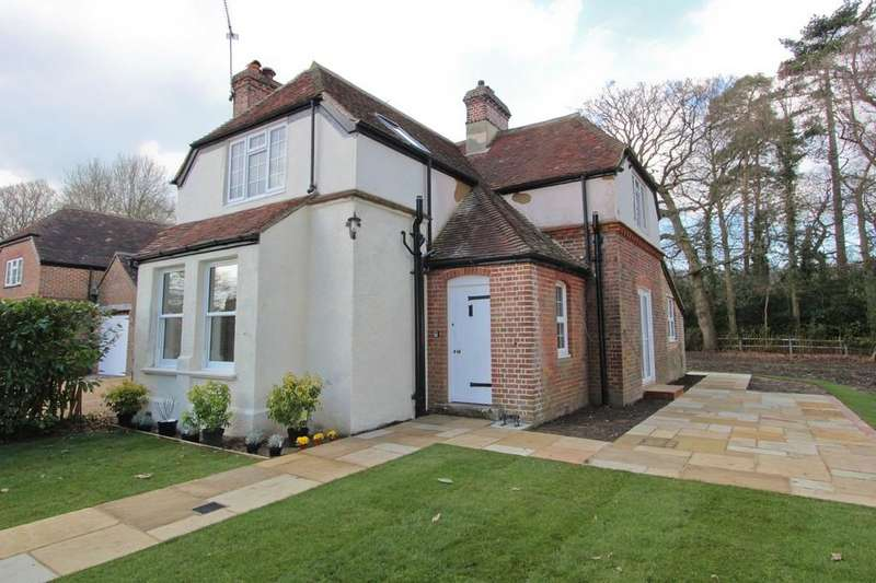 4 Bedrooms Semi Detached House for rent in Ridge Common Lane, Steep, Petersfield
