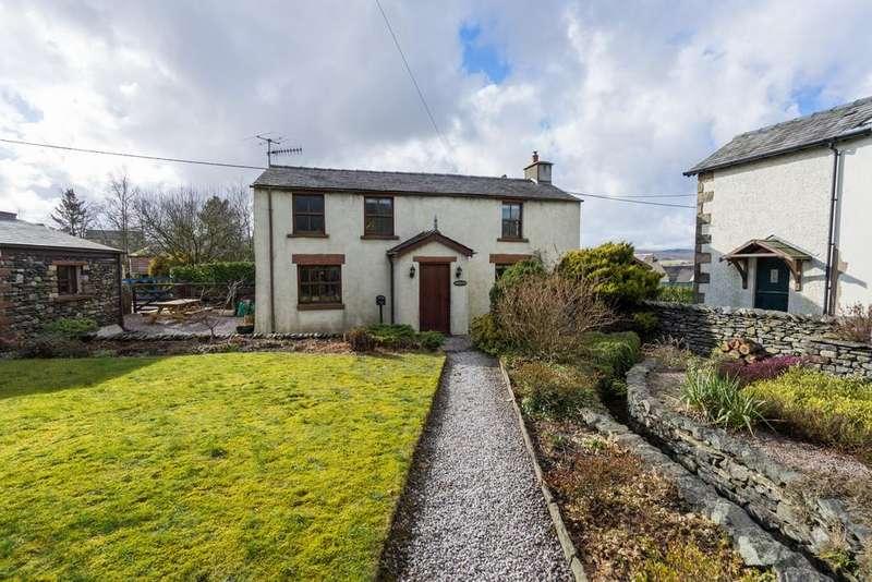 2 Bedrooms Cottage House for sale in Sunnydene, Orton Road, Tebay, Penrith, Cumbria, CA10 3TL