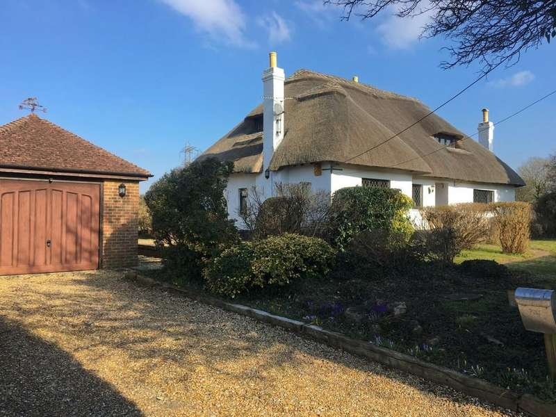 3 Bedrooms Detached House for rent in Coldhill Lane, Lovedean