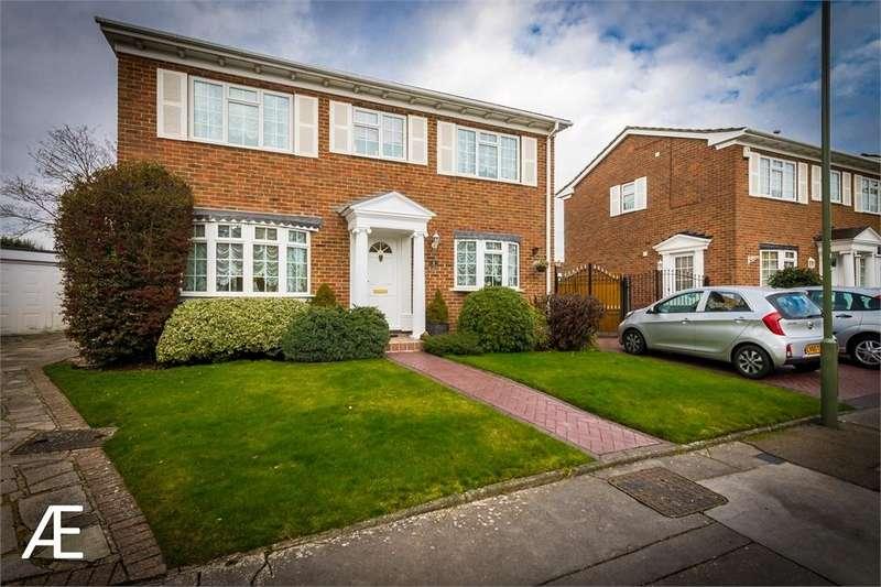 4 Bedrooms Detached House for sale in Dorado Gardens, Orpington, Kent