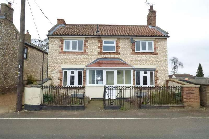 4 Bedrooms House for sale in High Street, Methwold