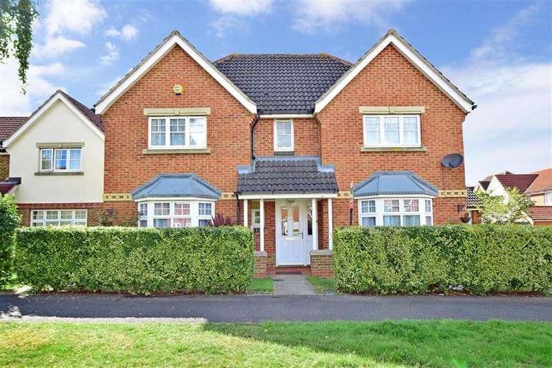 4 Bedrooms Detached House for sale in Lime Trees, Staplehurst, Kent