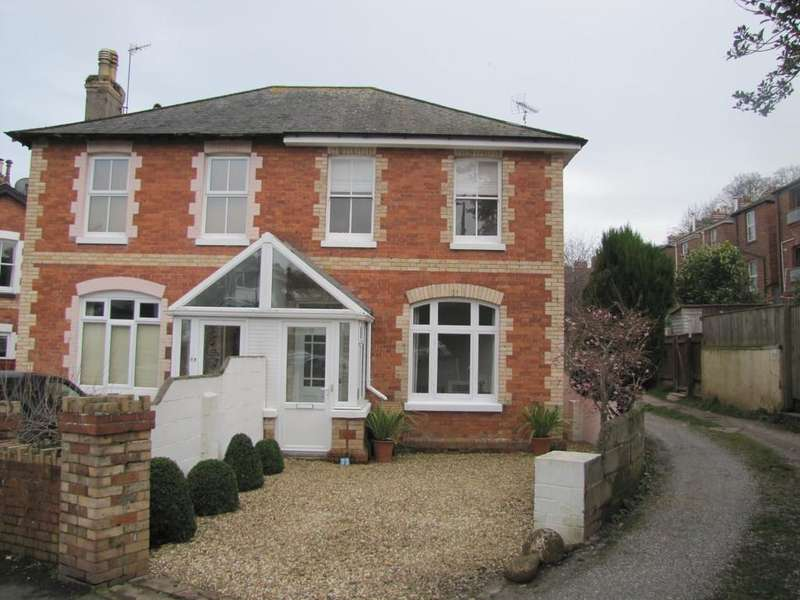 3 Bedrooms Semi Detached House for sale in Lower Brimley Road, Teignmouth, TQ14 8LD