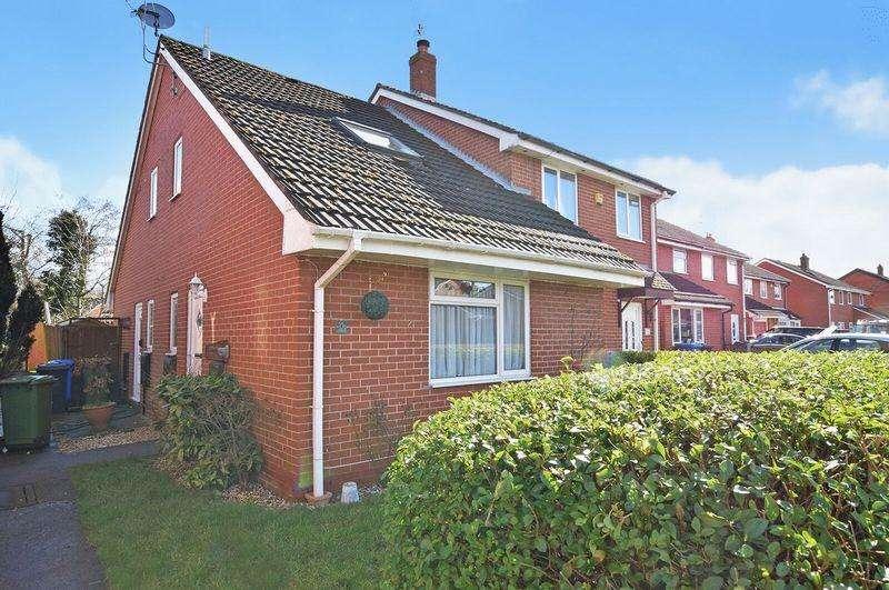 1 Bedroom Semi Detached House for sale in Pickmere Drive, Runcorn