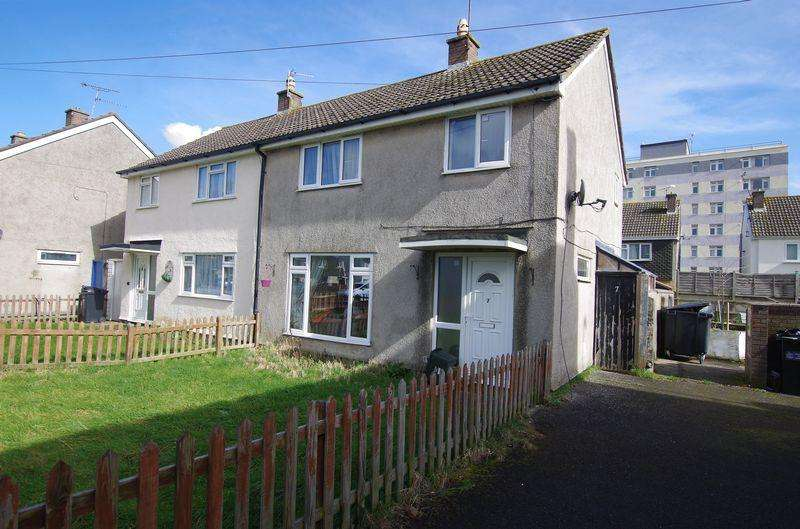 3 Bedrooms Semi Detached House for rent in Rydal Road, Weston-Super-Mare