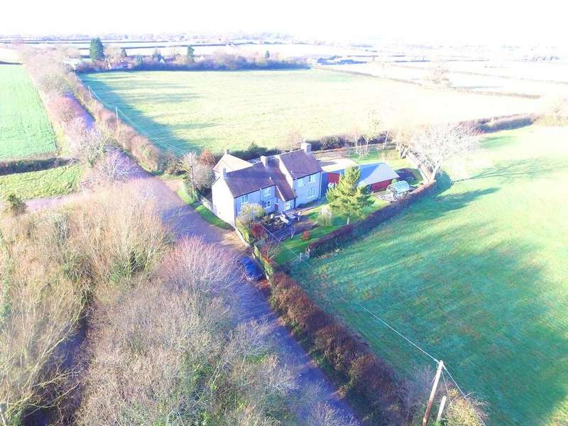4 Bedrooms House for sale in Draycott, Yeovil