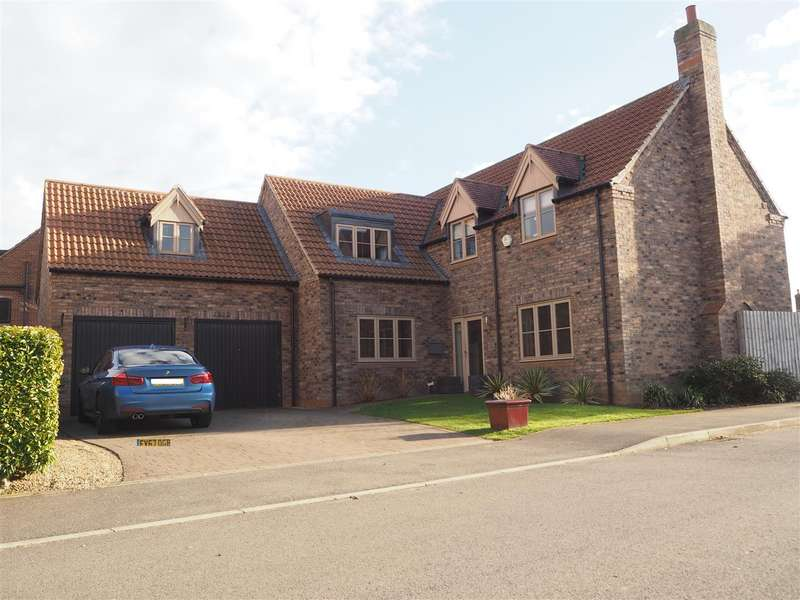 4 Bedrooms Property for sale in Dysart Grange ,Long Bennington, Newark