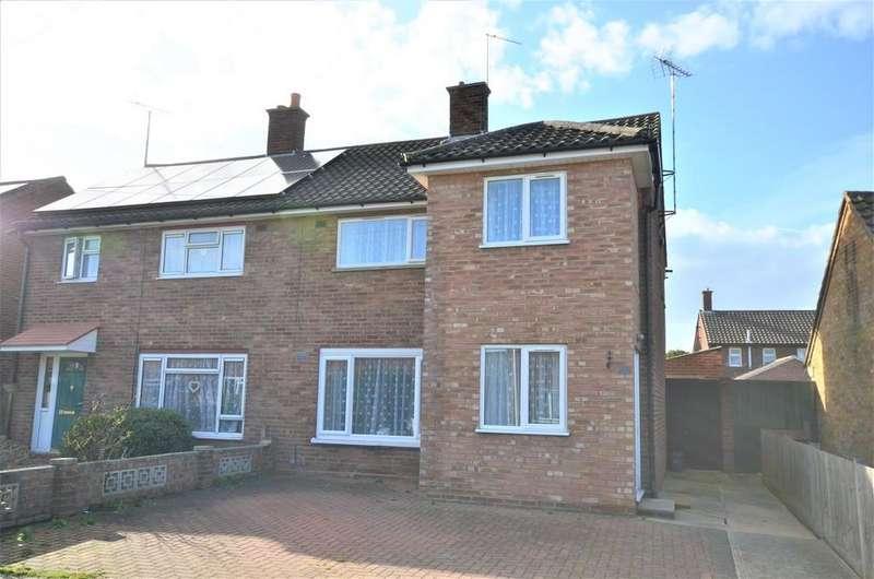 3 Bedrooms Semi Detached House for sale in Holman Crescent, Prettygate, CO3 4PE
