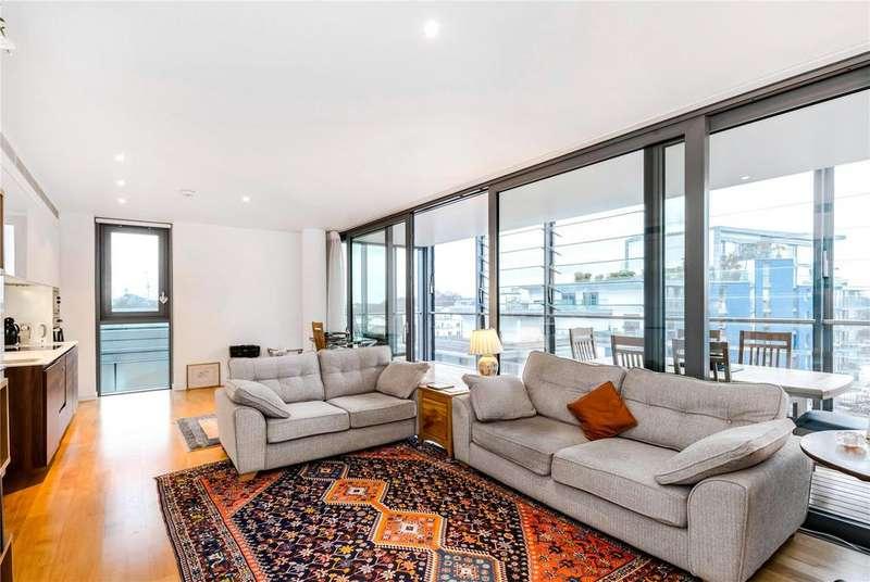 2 Bedrooms Flat for sale in 1 Eastfields Avenue, Riverside Quarter, Putney, London, SW18