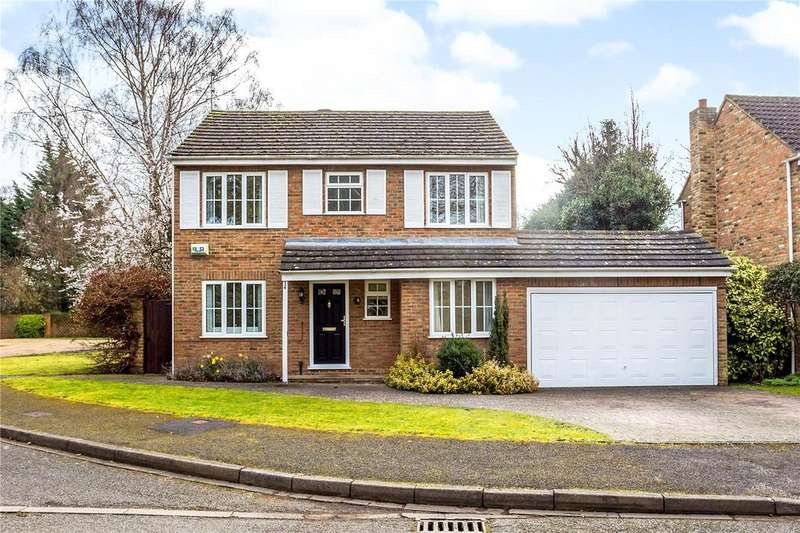 4 Bedrooms Detached House for sale in Beaufort Place, Bray, Maidenhead, Berkshire, SL6