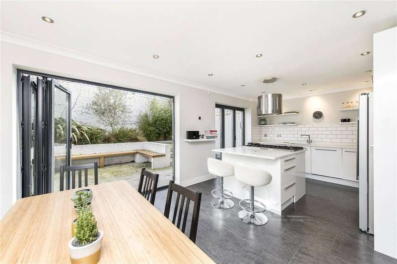 4 Bedrooms End Of Terrace House for sale in Arnull's Road, London, SW16