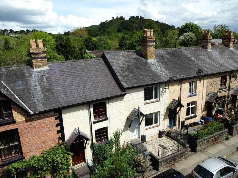 2 Bedrooms Terraced House for rent in Pendref, High Street, Llanfyllin, Powys