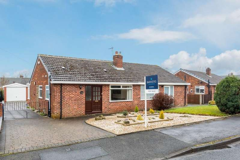 1 Bedroom Semi Detached Bungalow for sale in Thoresby Drive, Gomersal