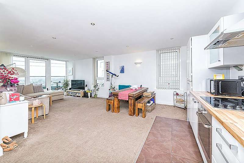 2 Bedrooms Apartment Flat for sale in Oceanis Apartments, Royal Victoria Dock, E16