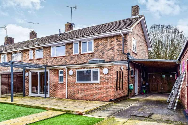 5 Bedrooms End Of Terrace House for sale in Lark Rise, Langley Green