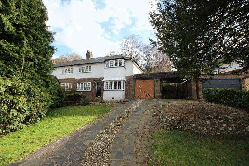 3 Bedrooms Semi Detached House for sale in Kingswood