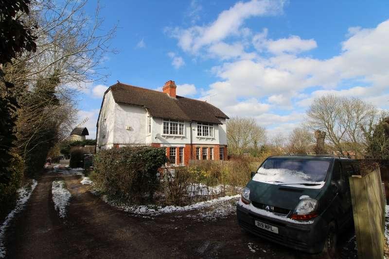 2 Bedrooms Semi Detached House for sale in Garden City Villas, Mill Lane, Bradville, Milton Keynes
