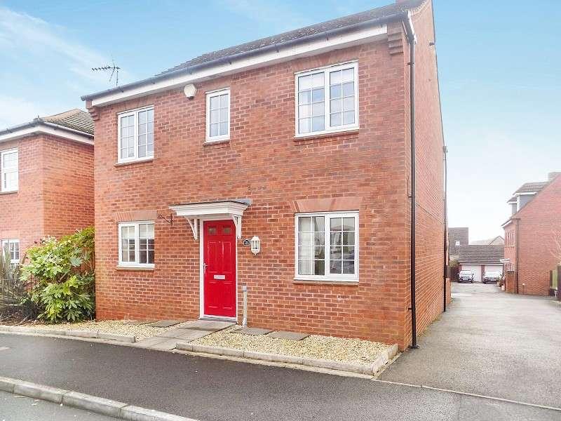 4 Bedrooms Detached House for sale in Carn Wen , Broadlands, Bridgend. CF31 5BW