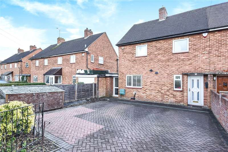 3 Bedrooms Semi Detached House for sale in Springwell Avenue, Mill End, Rickmansworth, Hertfordshire, WD3