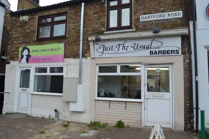 1 Bedroom Commercial Property for sale in Dartford Road, Dartford