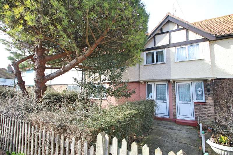 3 Bedrooms Terraced House for sale in Ten Acres, Worthing, West Worthing, BN11