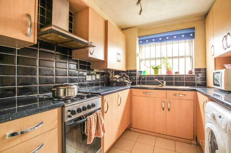 2 Bedrooms Maisonette Flat for sale in Western Road, Southall, UB2
