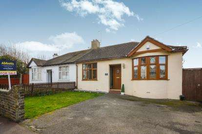 3 Bedrooms Bungalow for sale in Westcliff-On-Sea, Essex
