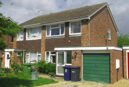 3 Bedrooms Semi Detached House for sale in Papyrus Way, Sawtry, Huntingdon, Cambridgeshire