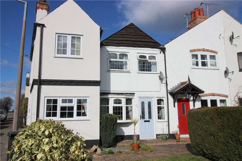 2 Bedrooms Terraced House for sale in Derby Road, Aston-on-Trent, Derby, Derbyshire, DE72