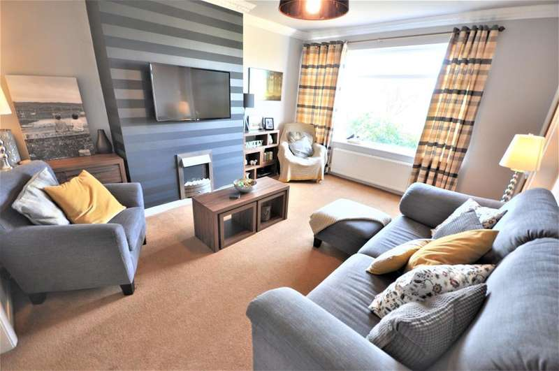 3 Bedrooms Terraced House for sale in Hodder Drive, St Annes, Lytham St Annes, Lancashire, FY8 3PZ
