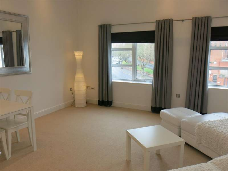 1 Bedroom Apartment Flat for sale in Clement Street, Birmingham