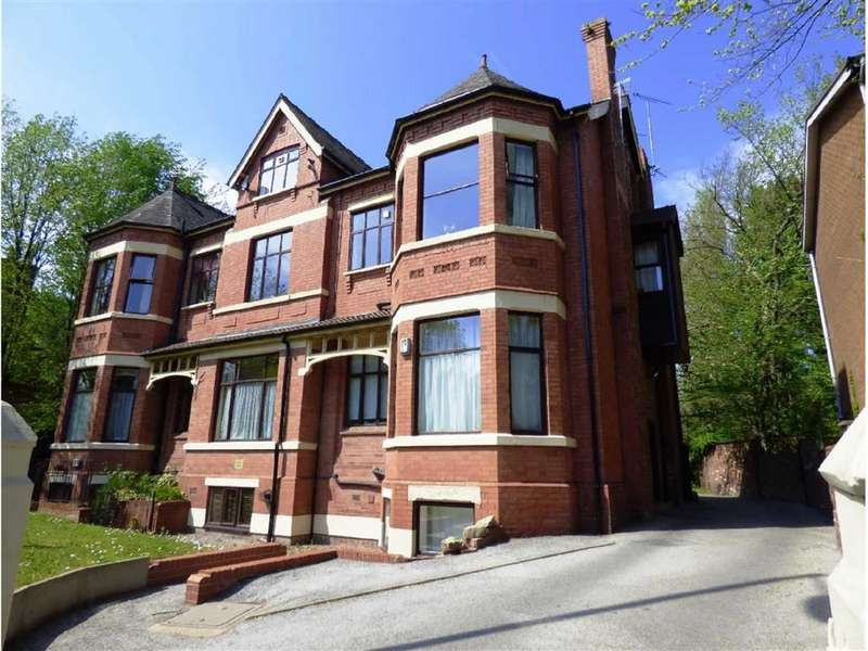 2 Bedrooms Flat for sale in Alpine Court, Withington, Manchester, M20