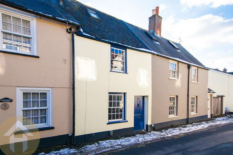 2 Bedrooms Cottage House for sale in Wood Street, Royal Wootton Bassett