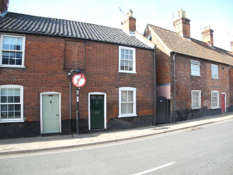 2 Bedrooms Semi Detached House for sale in 18 Lower Olland Street