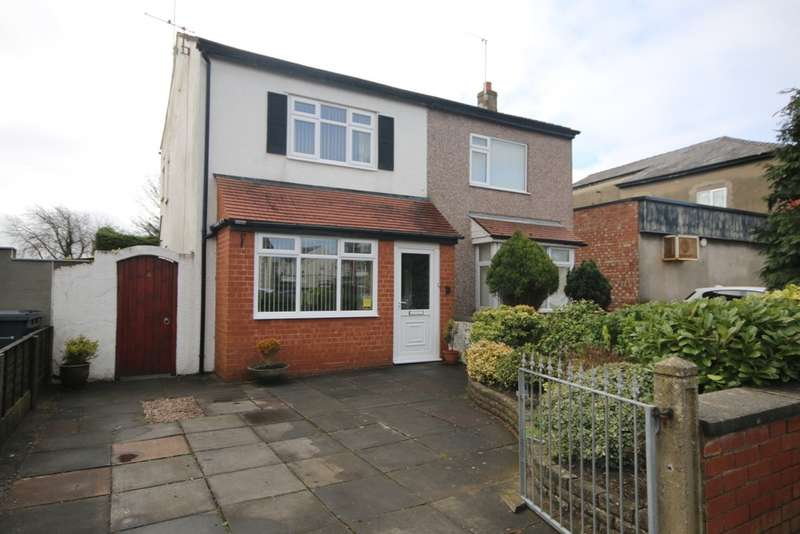 2 Bedrooms Semi Detached House for sale in Norfolk Road, Birkdale, Southport