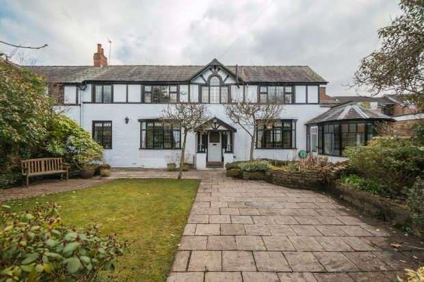 3 Bedrooms Detached House for sale in Woodlands Lane, Timperley