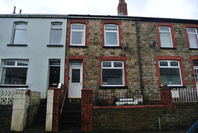 3 Bedrooms Terraced House for sale in New James Street, Blaenavon, Pontypool, NP4