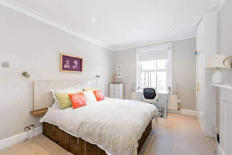 2 Bedrooms Flat for sale in Warwick Gardens, Kensington, W14