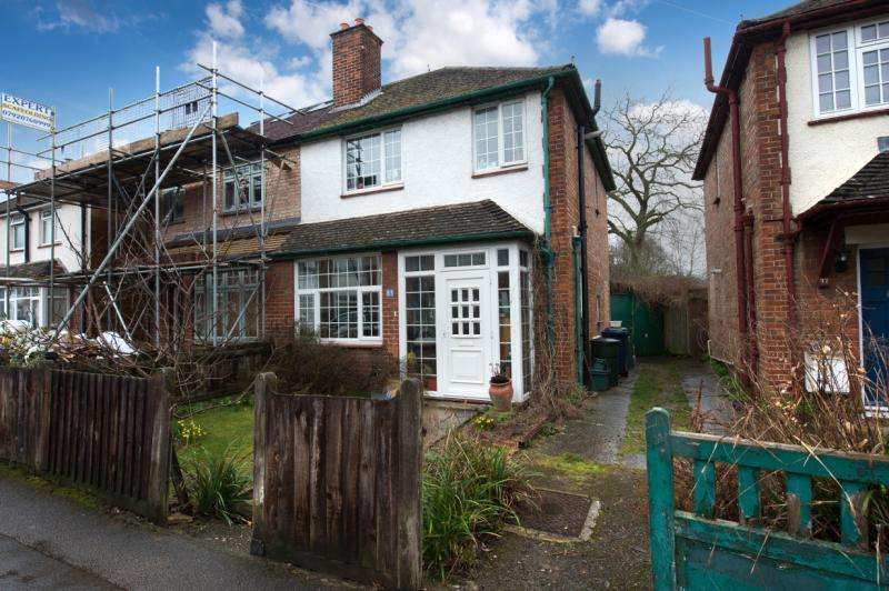 3 Bedrooms Semi Detached House for sale in Wytham Street, Oxford