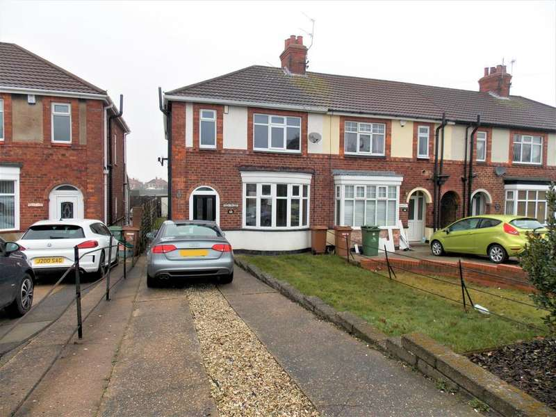 3 Bedrooms End Of Terrace House for sale in Clee Road, Cleethorpes, DN35 8AG