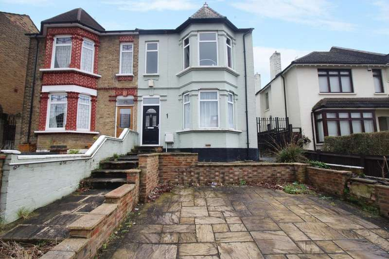 3 Bedrooms Semi Detached House for sale in New Road London SE2