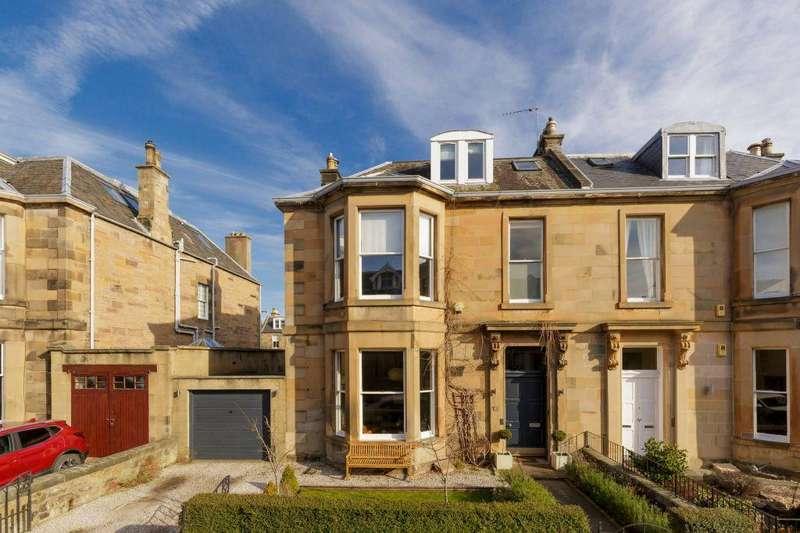 6 Bedrooms Semi Detached House for sale in 13 Moston Terrace, Edinburgh, EH9 2DE