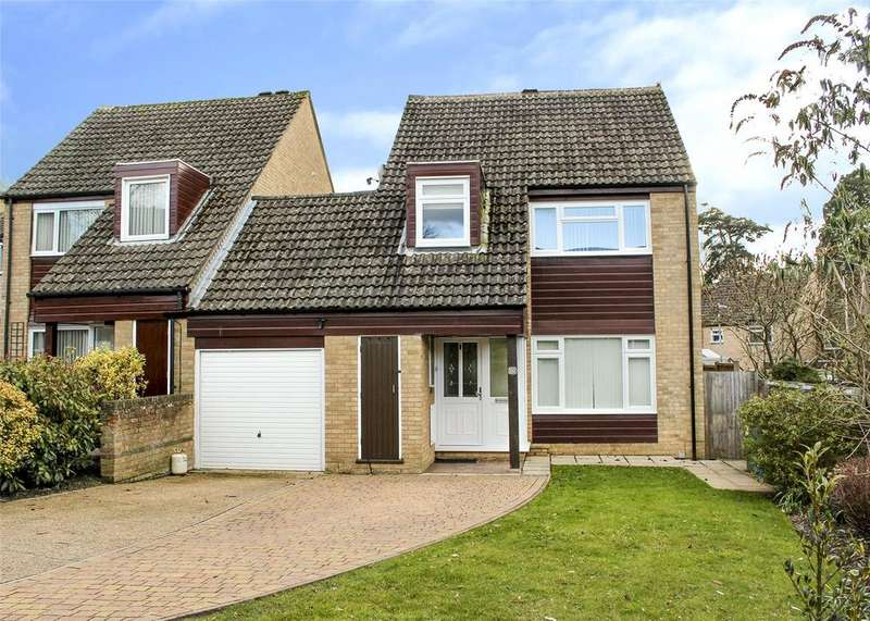 3 Bedrooms Link Detached House for sale in Haywood, Bracknell, Berkshire, RG12