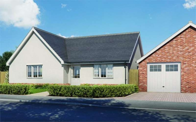 3 Bedrooms Detached Bungalow for sale in Plot 8 'Old Stables', Walton Road, Kirby-le-Soken, Frinton-on-Sea, Essex