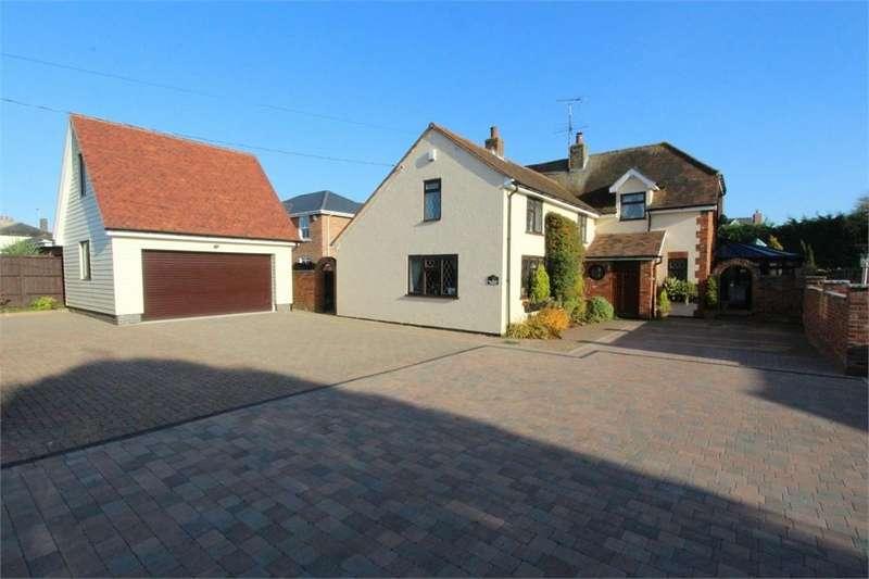 4 Bedrooms Detached House for sale in Mersea Road, Langenhoe, Colchester, Essex