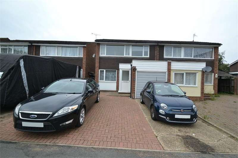 3 Bedrooms Semi Detached House for sale in Darwin Close, COLCHESTER, Essex