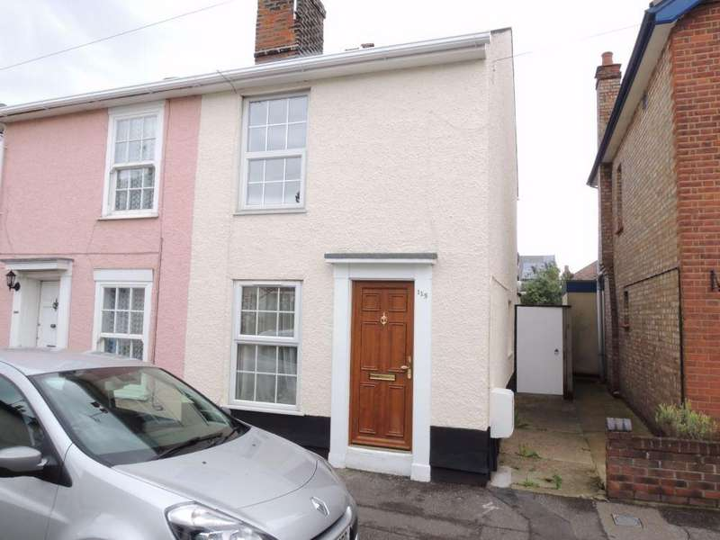 2 Bedrooms Semi Detached House for sale in Sydney Street, Brightlingsea, COLCHESTER, Essex